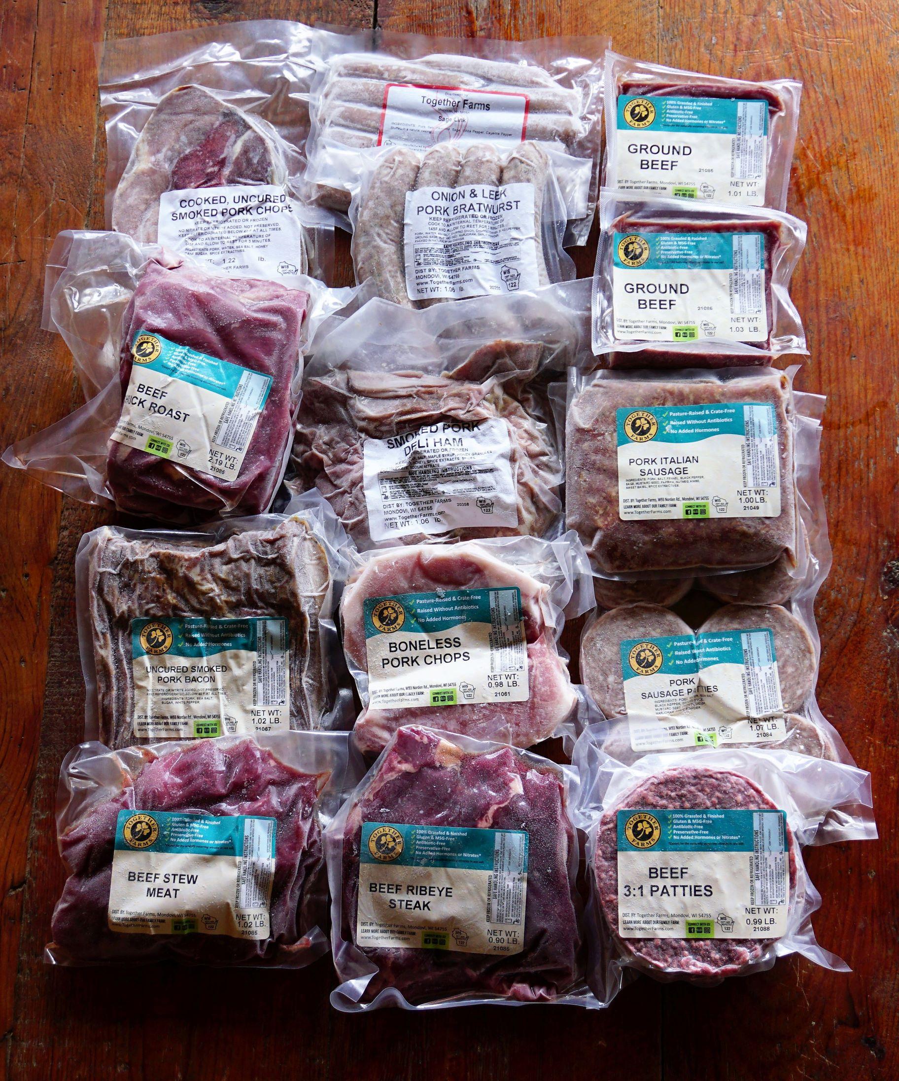 TF Farm Sampler