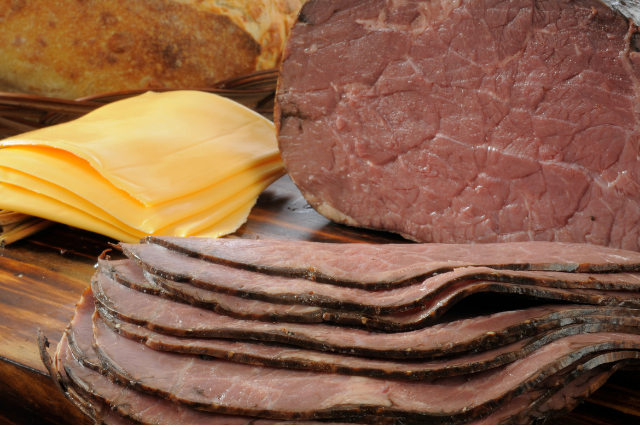 Roast Beef Lunchables