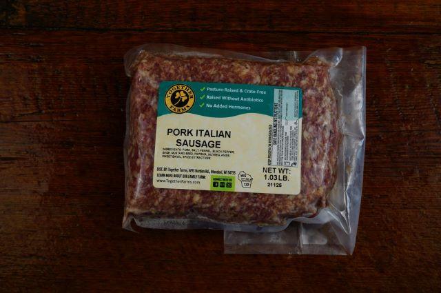 Italian Sausage (Sugar Free)