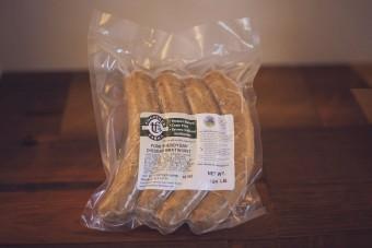 Pork, Brats, Sheboygan-Cheddar