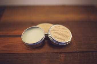 Unscented Herbal Salve