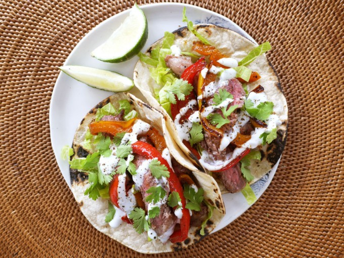 Slow Cooker Meal Kit, Steak Fajitas