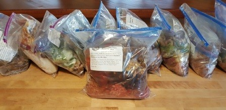 Southwestern Pork Chili Freezer Meals