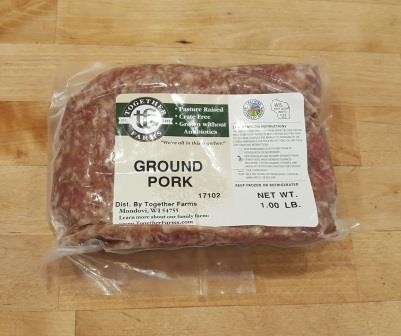 Pork, Ground