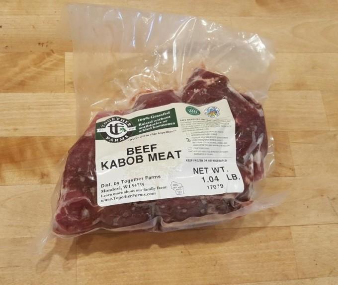 Beef, Kabob Meat