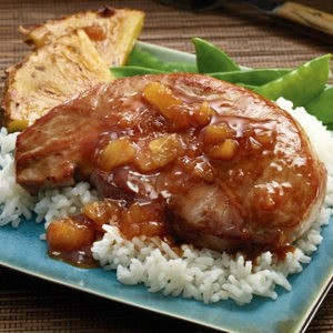 Slow Cooker Meal Kit, Curried Pork Chops