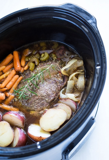 Slow Cooker Meal Kit,  Java Roast