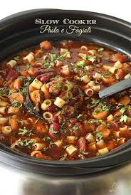 Slow Cooker Meal Kit, Pasta e Fagioli