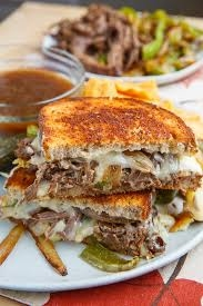 Freezer Meal,  Philly Cheesesteak Sandwich Meat