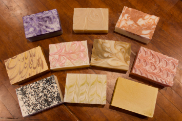 4 for $20 Soap Bundle!