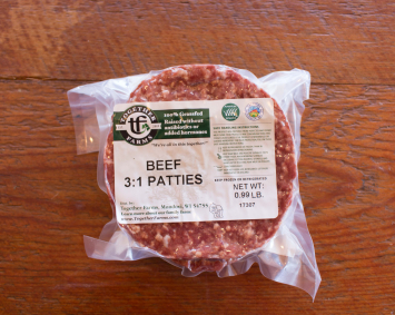 Beef, Patties