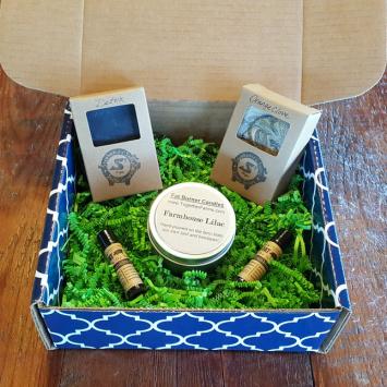 Gift Box, Home & Body Box