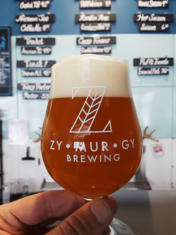Beer Dinner with Zymurgy, Sun Oct 13