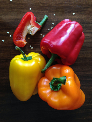 Slow Cooker Meal Kit, Stuffed Peppers