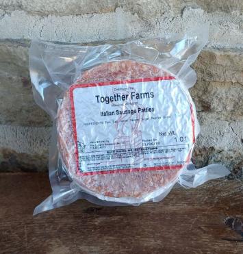 Italian Sausage Patties
