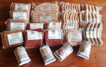 Sausage Sampler Bundle