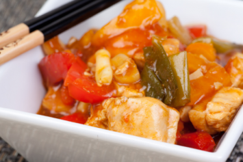Sweet & Sour Chicken Meal Kit