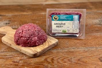 Ground Beef, 1 lb pkgs