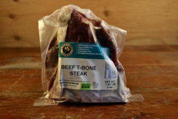 T-Bone Steak, Thick-cut