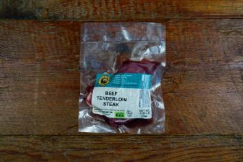 Tenderloin Steak, Regular Cut