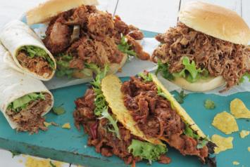 Pulled Pork Mojo Taco Meal Kit