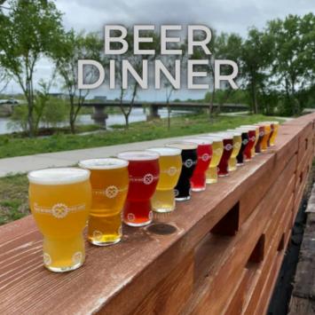 Beer Dinner feat. The Brewing Projekt