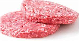 Beef Patties- Lean
