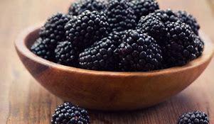 Fruit- Blackberries Flat