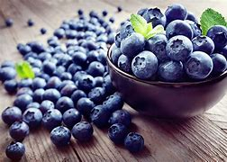 Fruit- Blueberries Flat