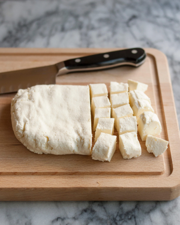 "Dairy- Paneer Cow Cheese ""Better Than Bagel"""