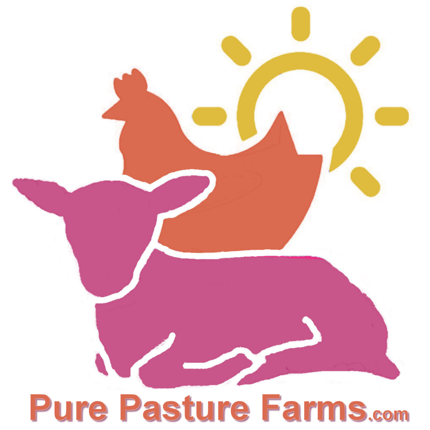 Pure Pasture Farms Logo