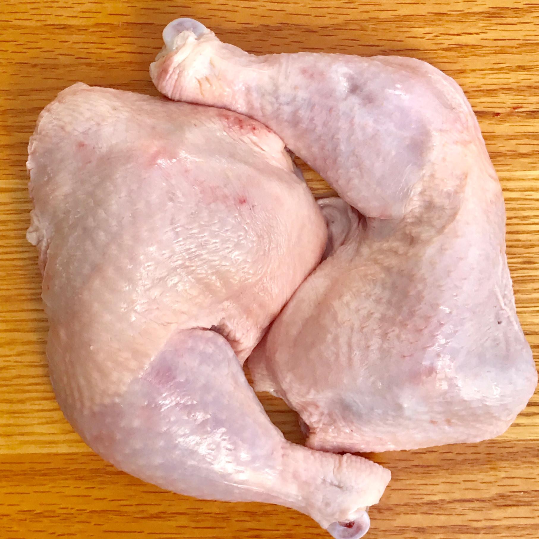 Pastured Chicken Leg Quarter