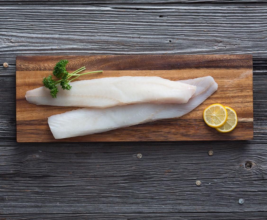 Pacific Cod - Wild Alaskan Cod