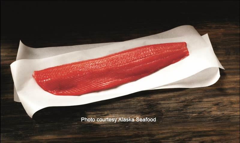 Sockeye Salmon Portions