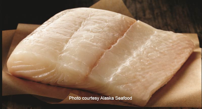 Halibut Portions - Wild Alaskan