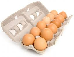 Eggs 1 Dozen Chicken Eggs