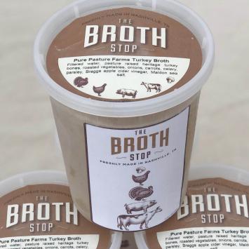 Bone Broth - Turkey