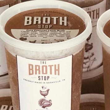 Bone Broth - Lamb
