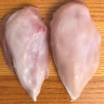 Pastured Chicken Boneless Breasts