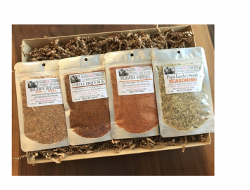 Seasoning - Backyard Barbeque Chef Collection