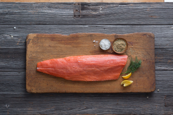 King Salmon - Wild Alaskan