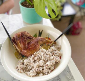 Pastured Chicken Half