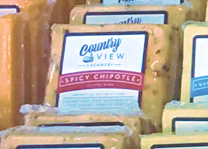 5 lb. Spicy Chipotle Cheese