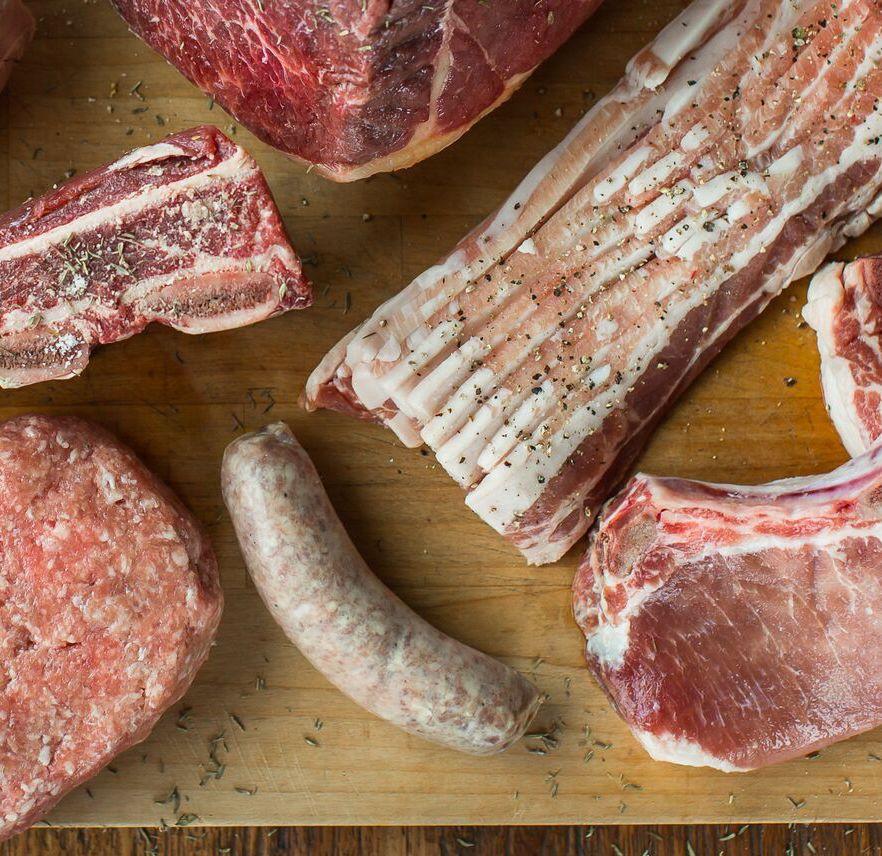 FRESH Pork Sampler Share (Pre-order)