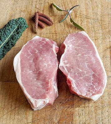 Pork Chops - Boneless