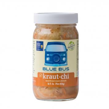 Blue Bus Kraut-chi