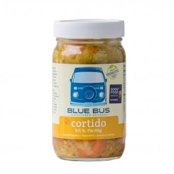 Blue Bus Cortido