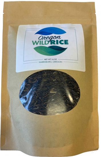 Oregon Wild Rice, 16oz