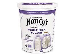 Nancy's Whole Milk Yogurt 32 oz