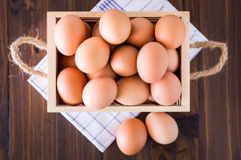 Flavor Fresh Eggs